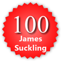 100 James Suckling