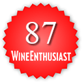 87 Wine Enthusiast