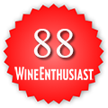 88 Wine Enthusiast