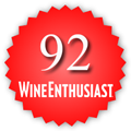 92 Wine Enthusiast