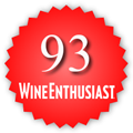 93 Wine Enthusiast