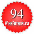 94 Wine Enthusiast