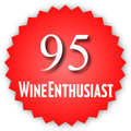 95 Wine Enthusiast