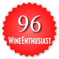 96 Wine Enthusiast