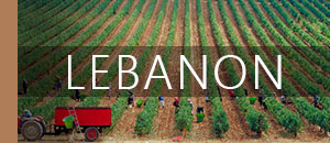 Wines from Lebanon